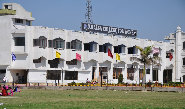 Khalsa College for Women, Amritsar