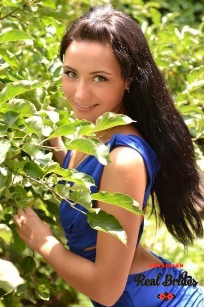 Photo gallery №7 Ukrainian bride Maria