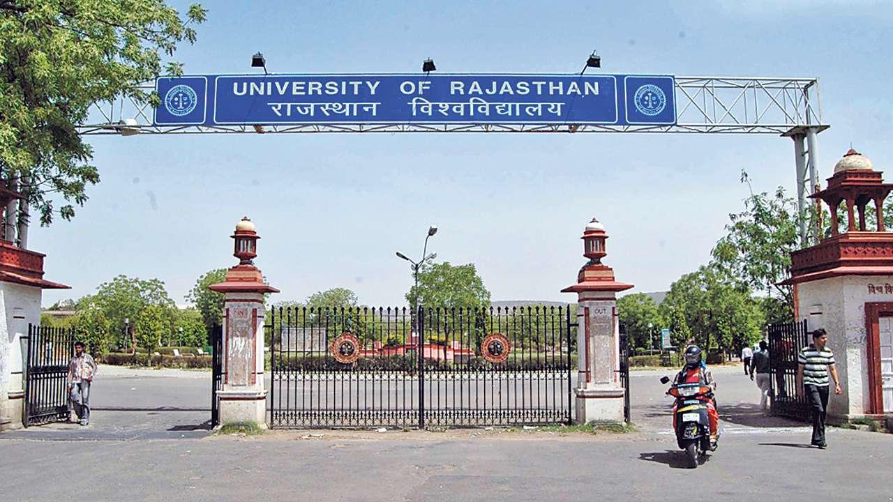 University of Rajasthan Image