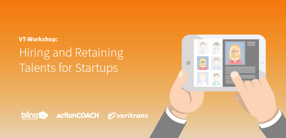VT-Workshop: Hiring and Retaining Talents for Startups
