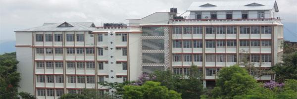 Regional Institute of Paramedical and Nursing Sciences, Aizawl Image