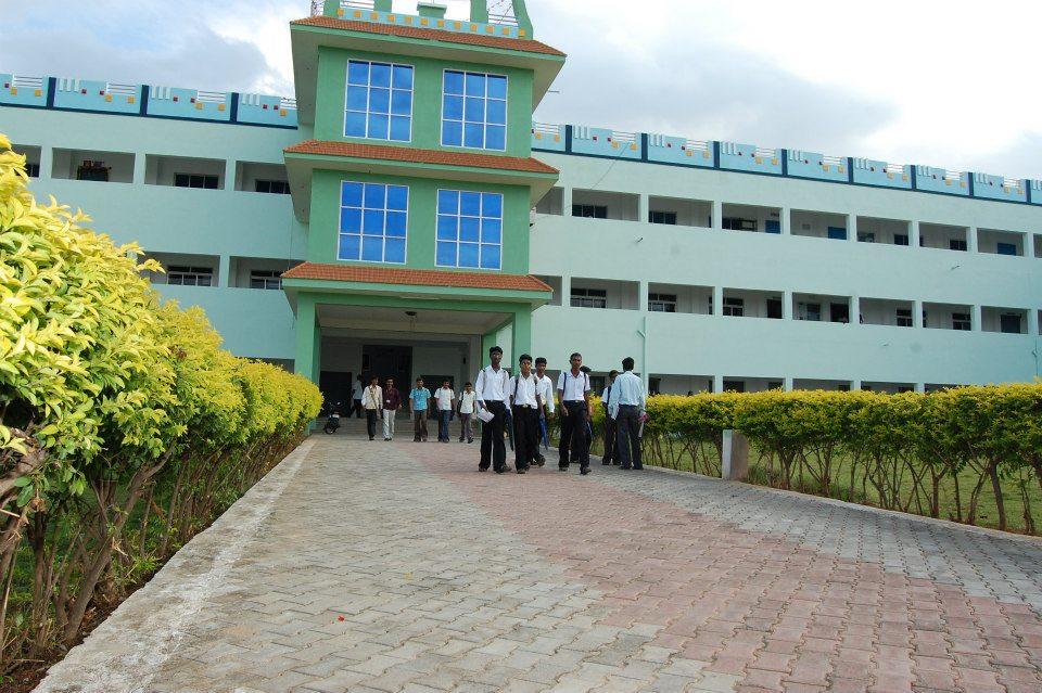 Bharathidasan Engineering College, Vellore