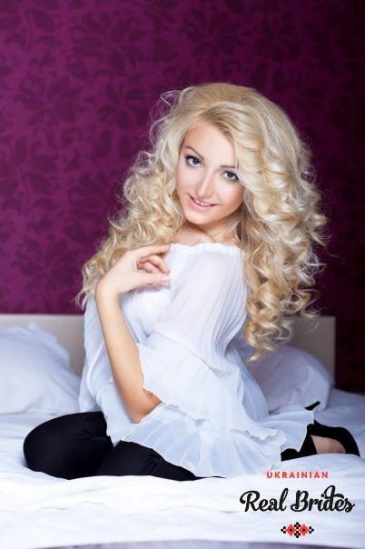 Photo gallery №6 Ukrainian bride Oksana