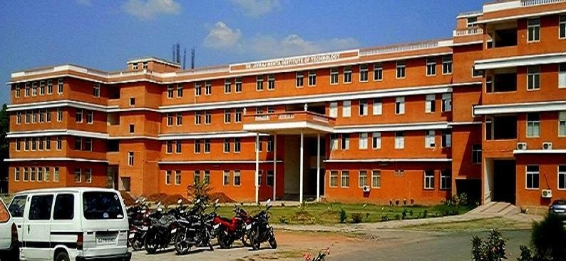 Dr. Jivraj Mehta Institute Of Technology, Anand Image