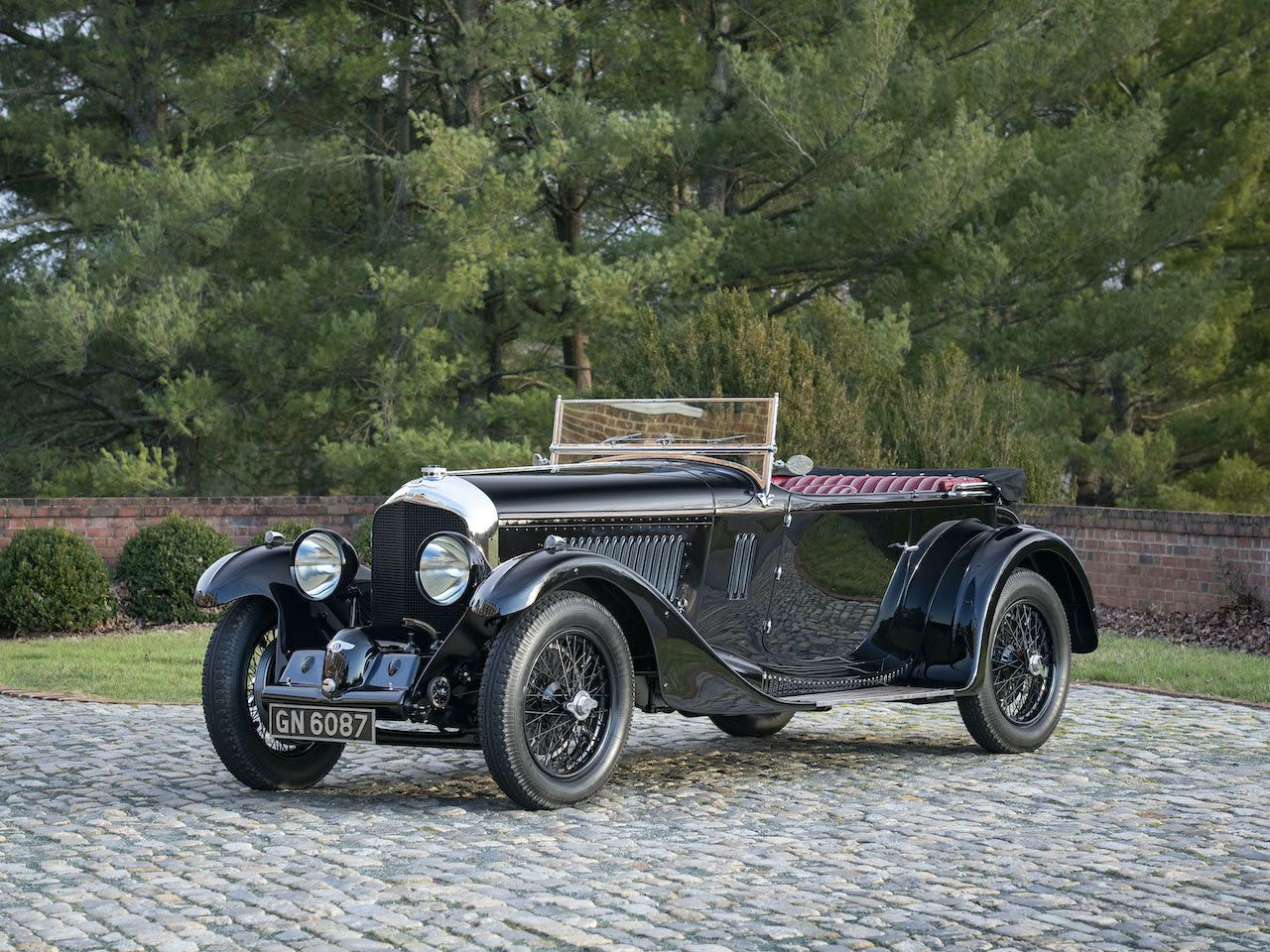 Pre-war Bentleys to go on display at Concours of Elegance