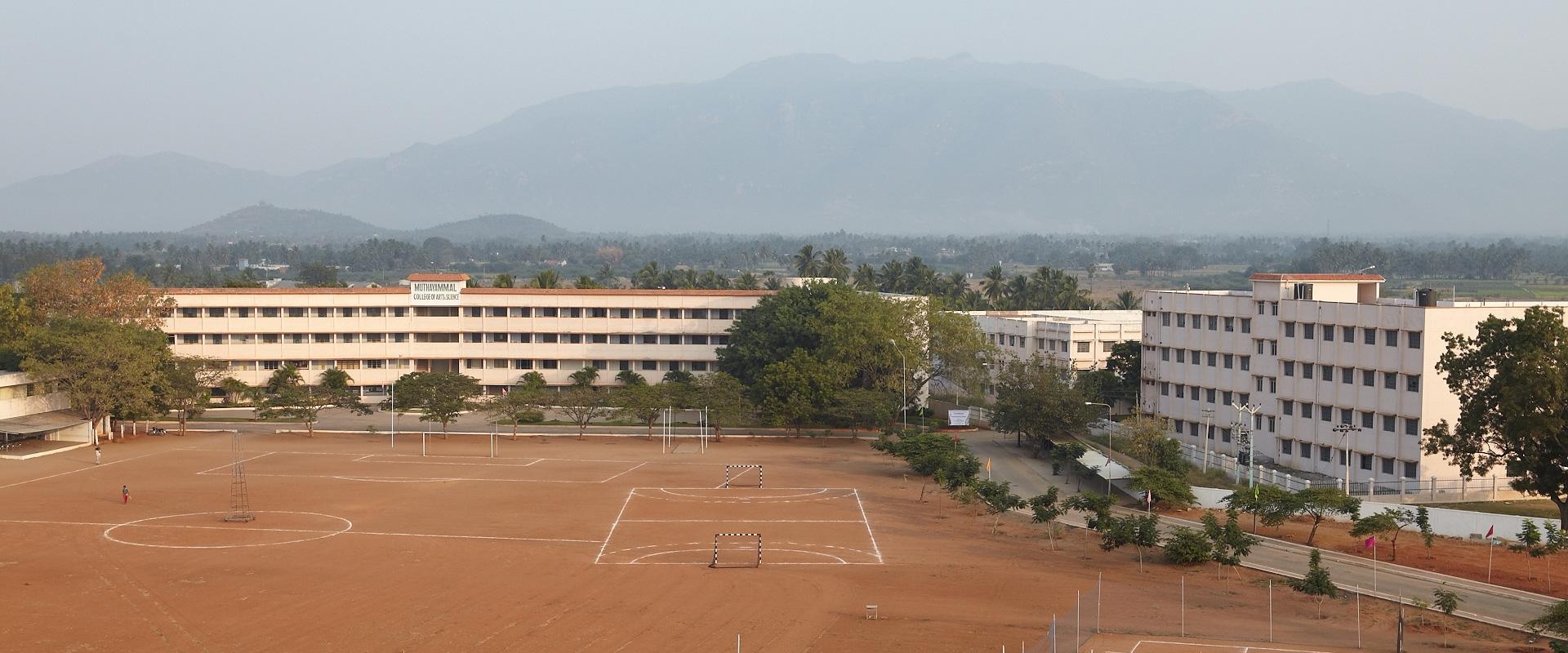 Muthayammal College of Arts and Science, Rasipuram Image