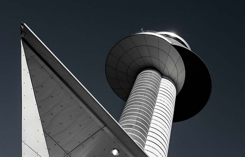 Appreciating the Art and Architecture of the World's Airport Towers
