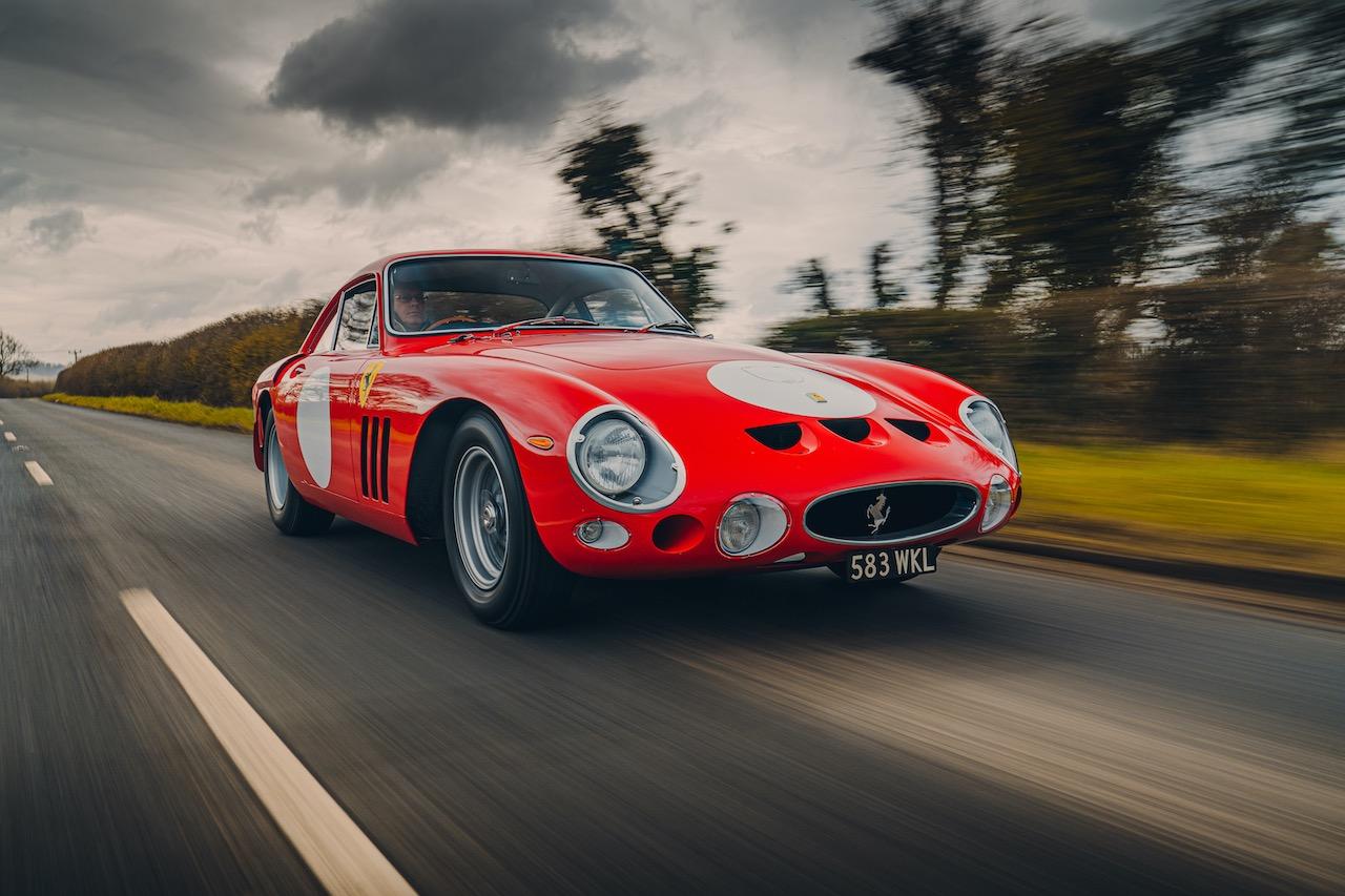 Bell Sport & Classic reveals one off Ferrari based 330 LMB
