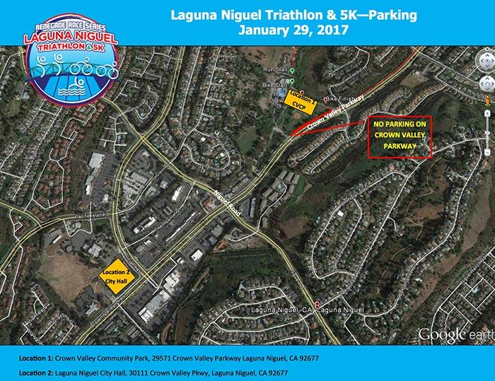 LNTriathlon5K_parking Renegade Race Series - Laguna Niguel 5K Run/Walk
