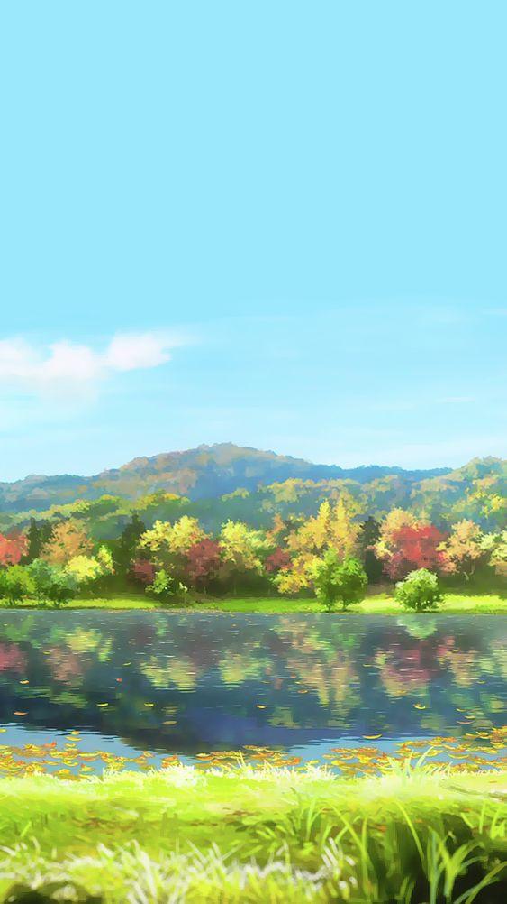 Anime Nature Background 13