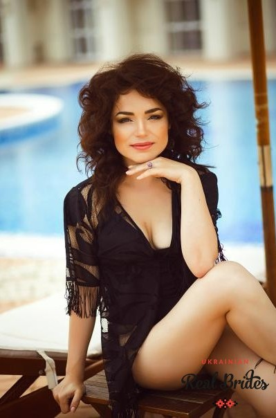 Profile photo Ukrainian women Yuliya