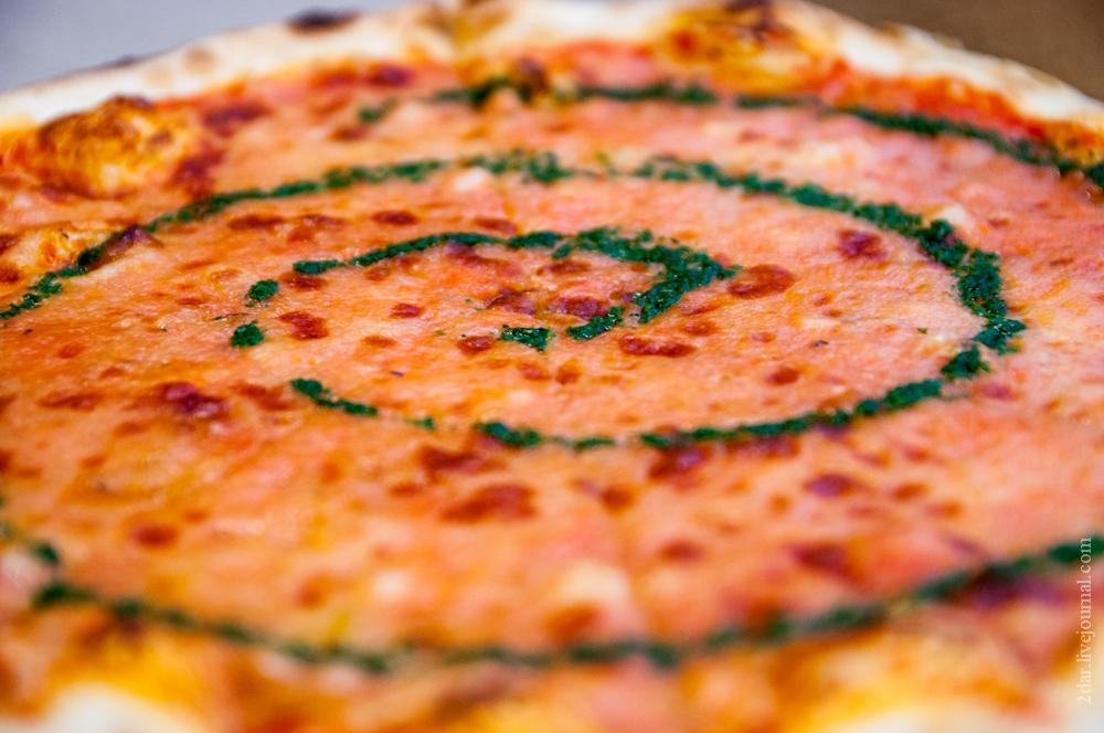 Дегустация пиццы из 7 пиццерий Петербурга
