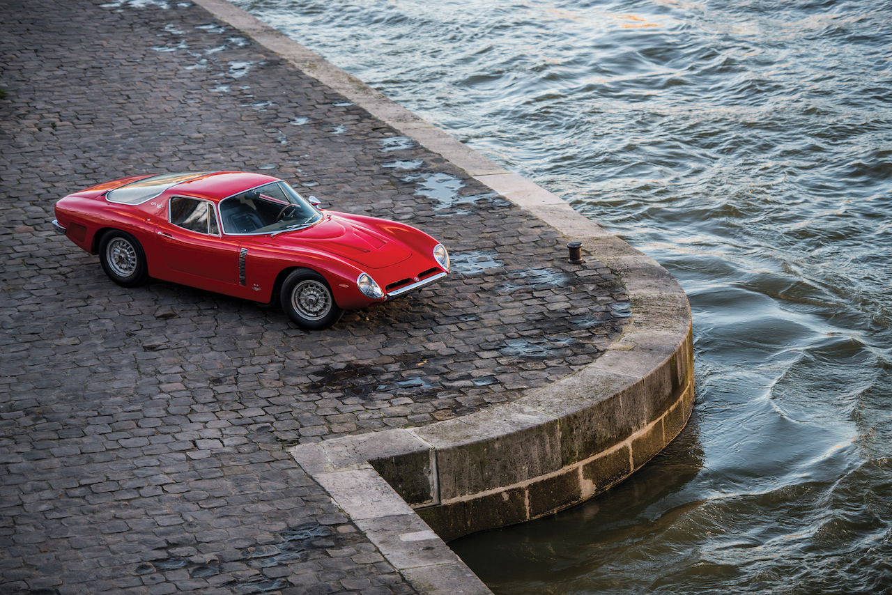 Take to the Road Feature 1965 Iso Grifo A3C Riveted