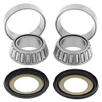 Boss Bearing 41-6239-10F4-5 Steering Stem Bearings and Seals Kit Suzuki RM85 ...