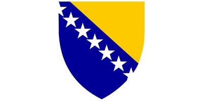 Escudo de Bosnia y Herzegovina