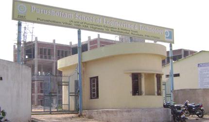 PURUSHOTTAM SCHOOL OF ENGINEERING AND TECHNOLOGY