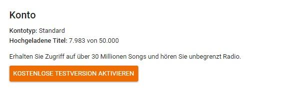 Rund 8.000 Musik-Titel in der Sammlung.