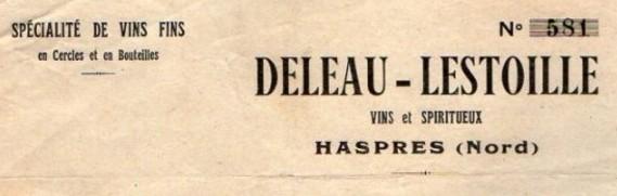 Deleau - Lestoille