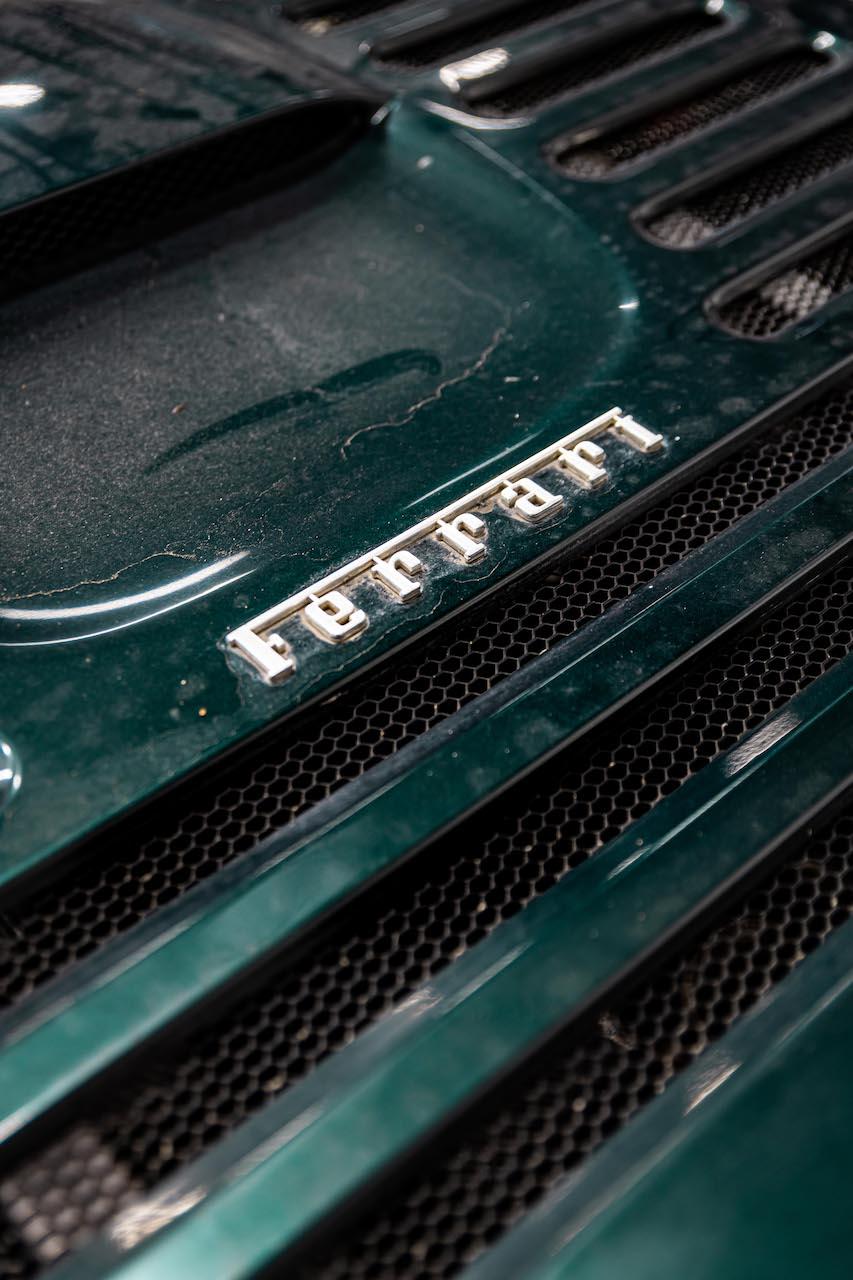 Neglected 'Barnfind' Ferrari F355 Recommissioned by H.R. Owen Ferrari