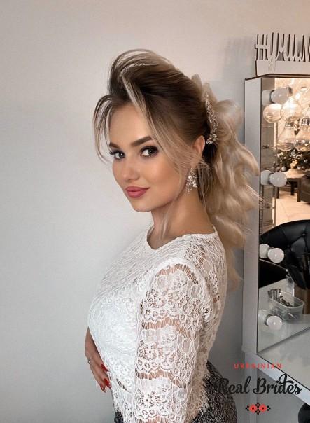 Photo gallery №4 Ukrainian girl Adriana