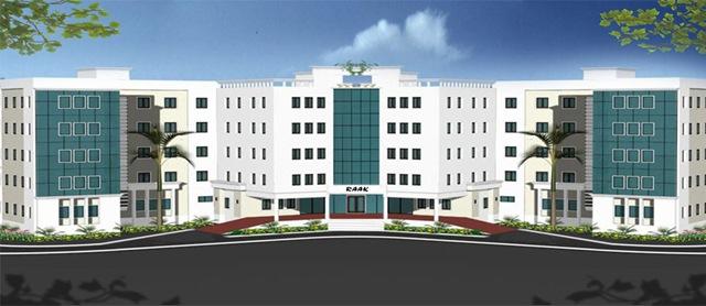 Raak Nursing and Paramedical College Image