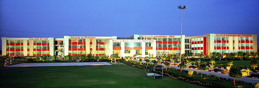Rayat Bahra Law Colleges, (Rayat Bahra Group of Institutes), Mohali