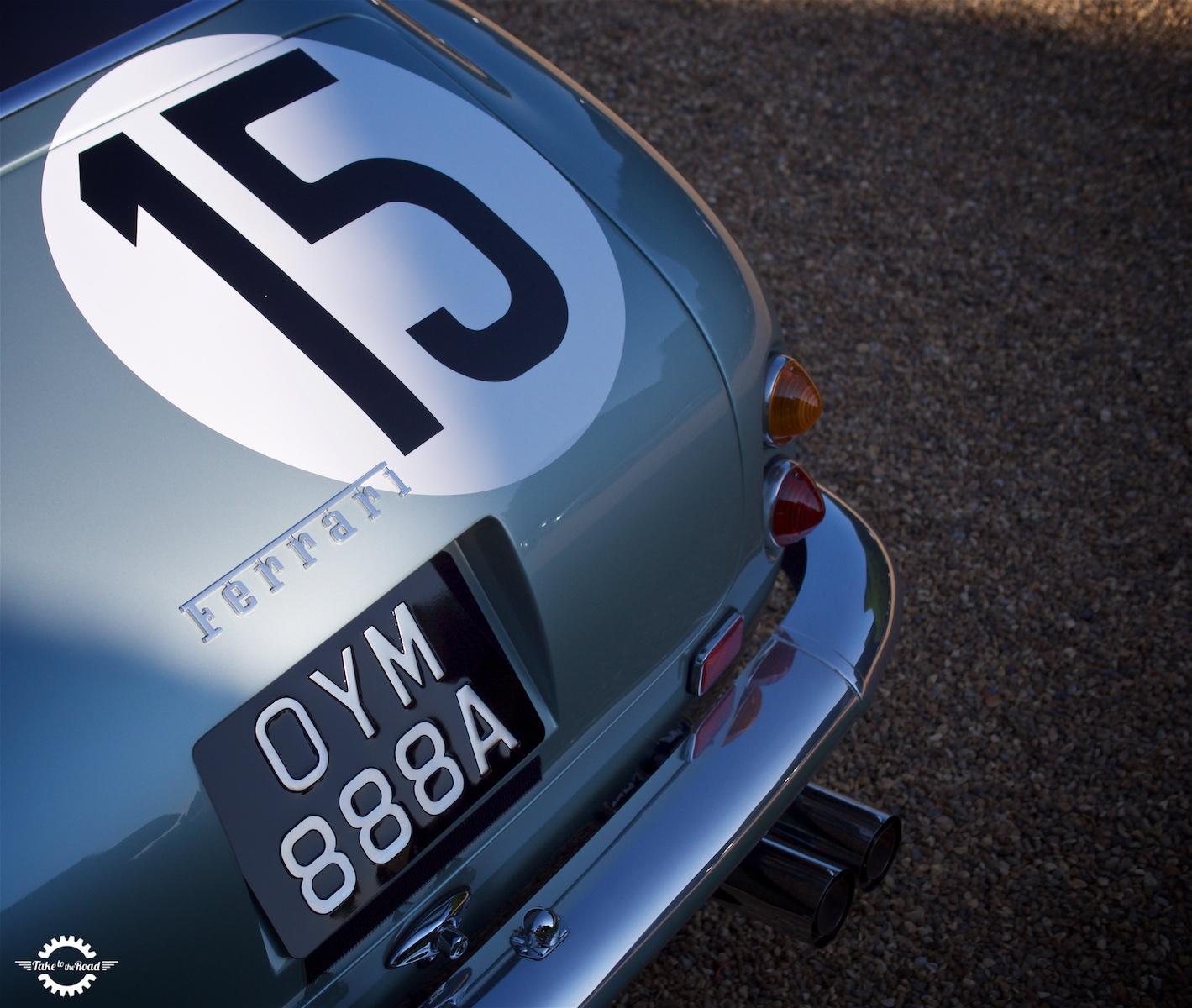 Salon Privé to mark 60th Anniversary of Ferrari 250 GT SWB