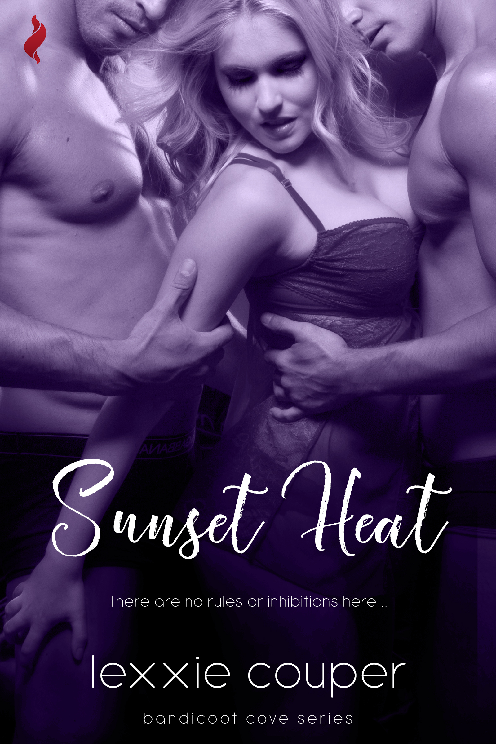Sunset Heat by Lexxie Couper