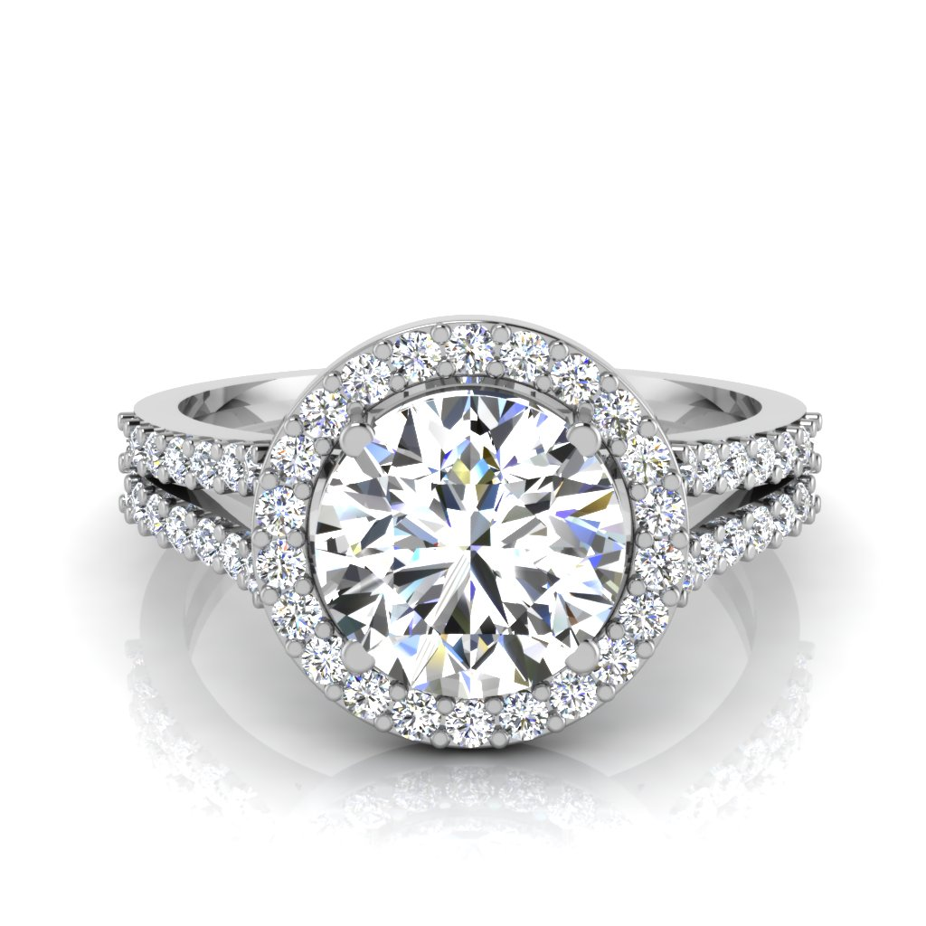 The Bohra Solitaire Ring