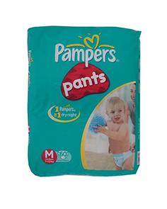 Pampers Pants Medium