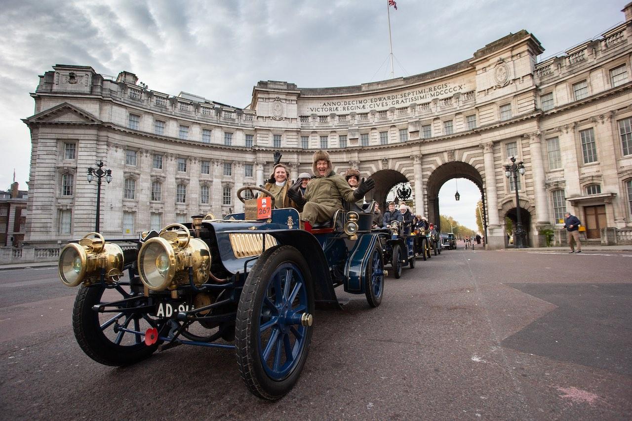 London to Brighton Veteran Car Run gets the greenlight