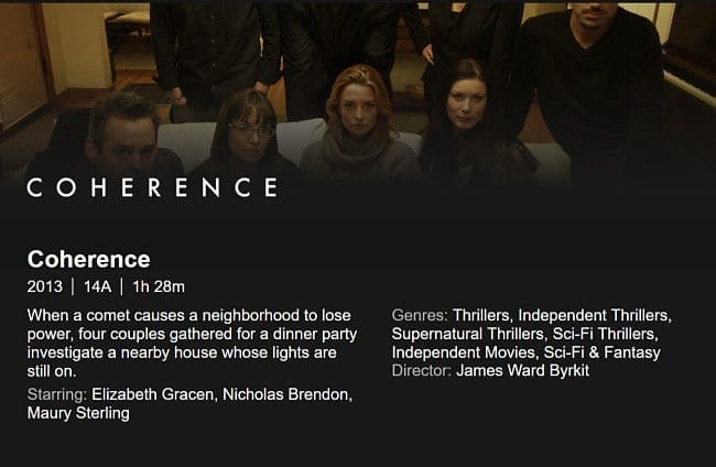 7 Películas que destrozaran tu cabeza ? ¡Ahora por Netflix!