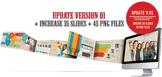 Infographic Keynote Presentation Update V.1 - 1