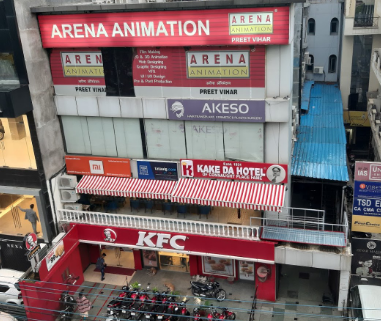 Arena Animation Connaught Place, New Delhi