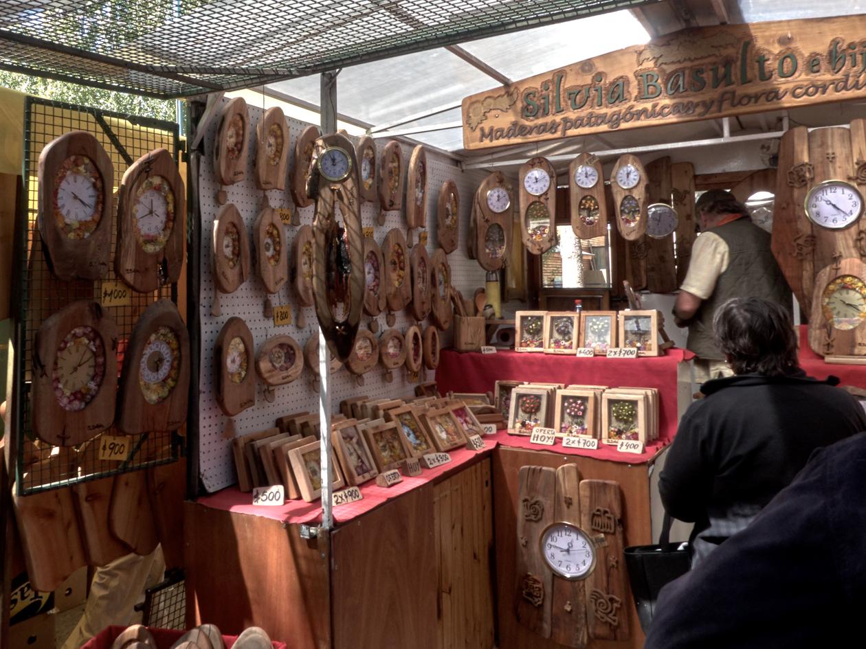 Feria El Bolsón