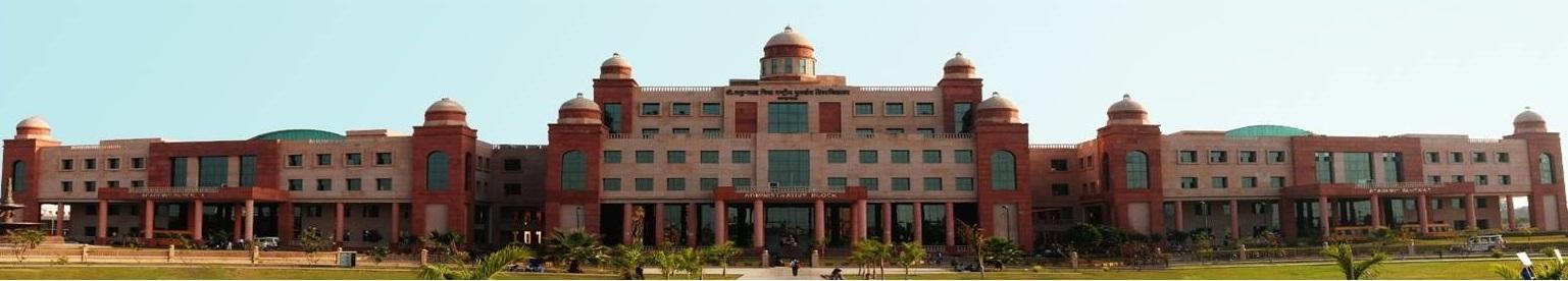 DSMNRU (Dr. Shakuntala Misra National Rehabilitation University)