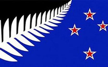 Empieza la votación para cambiar la bandera de Nueva Zelanda