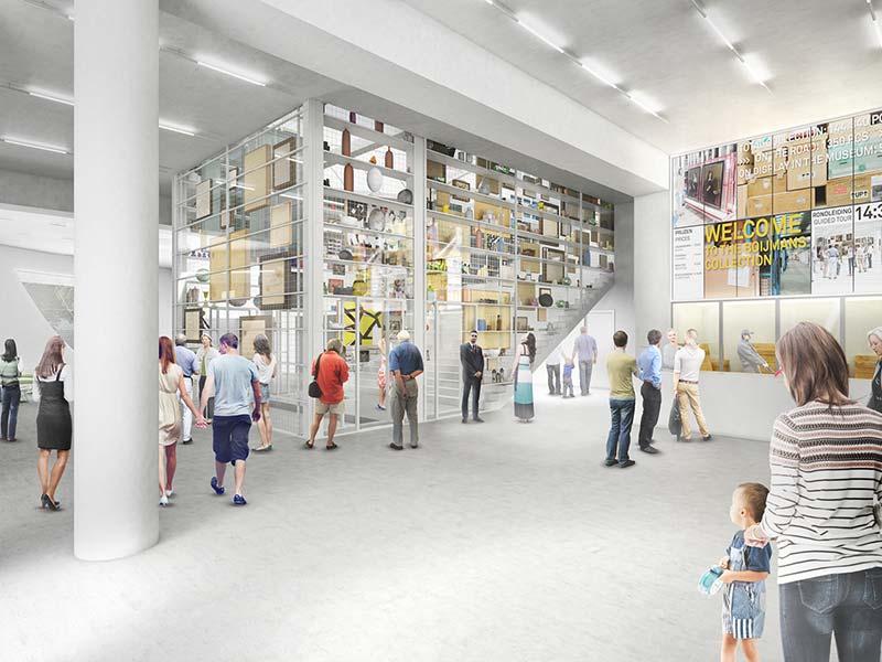 Green light for MVRDV designed open art depot of Museum Boijmans Van Beuningen, Rotterdam