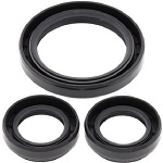 Front Differential Seals Kit - 25-2044-5B - Boss Bearing