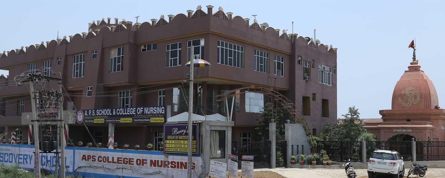 A P S College Of Nursing, Malsian