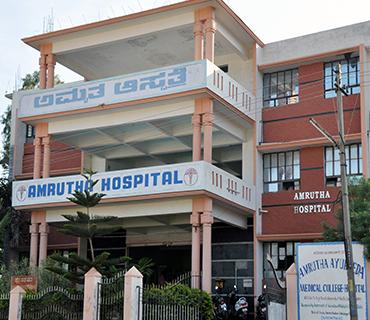 Amrutha Ayurvedic Medical College and Hospital