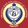Sri Guru Ram Das College of Nursing, Amritsar