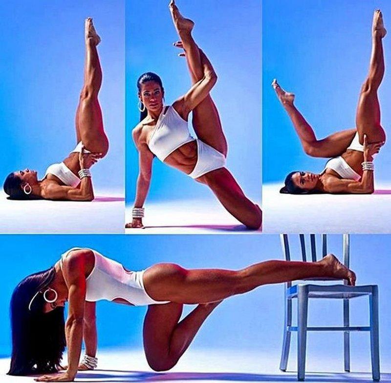 Как сделать из себя спортсмена