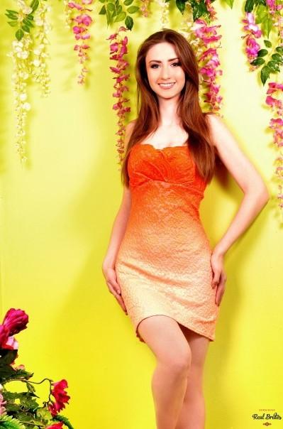 Profile photo Ukrainian girl Irina