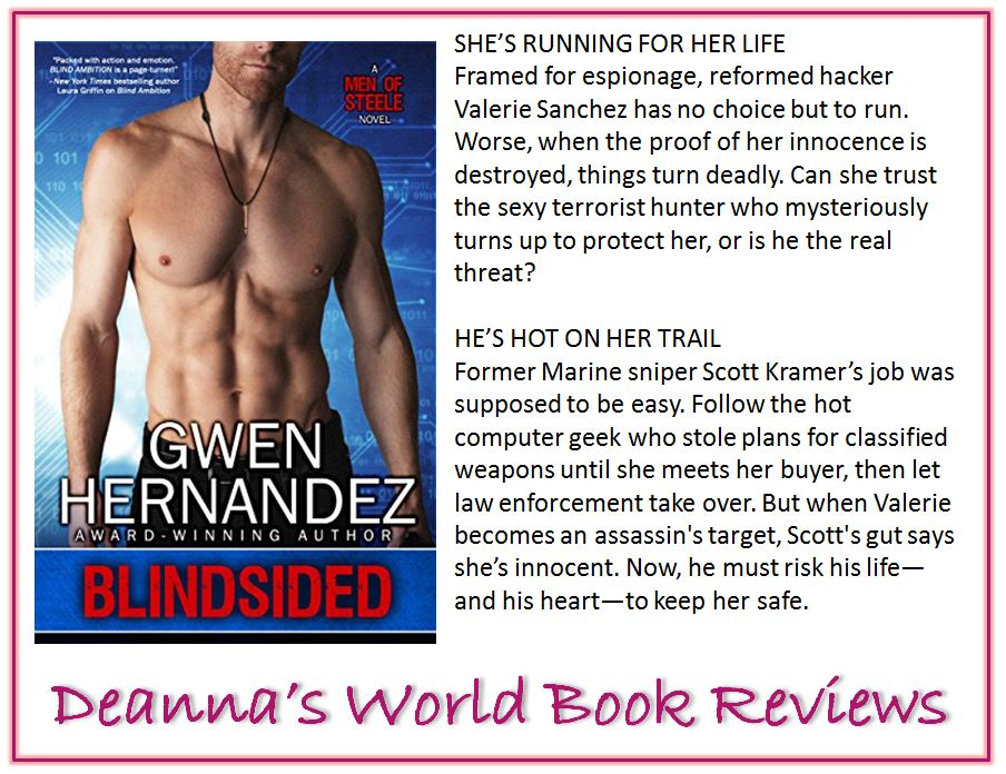 Blindsided by Gwen Hernandez