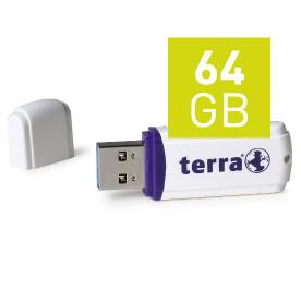 Auf diesen 64 GB USB-Stick passen 10.000 bis 15.000 MP3-Dateien.
