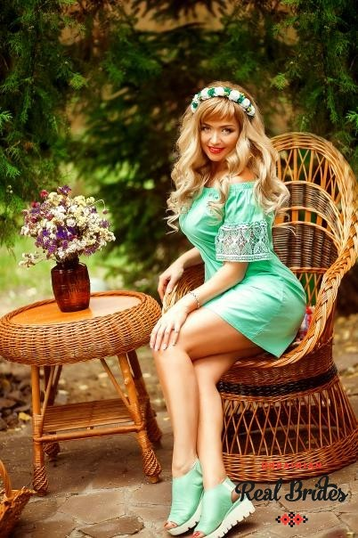 Photo gallery №4 Ukrainian women Yana