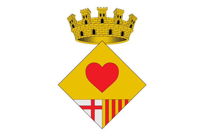 Escudo de Corçà
