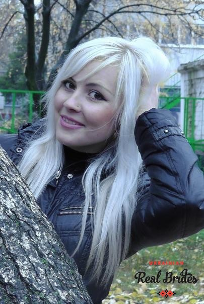 Photo gallery №1 Ukrainian bride Viktoria