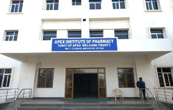 Apex Institute of Pharmacy, Mirzapur